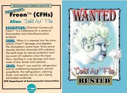 Old freon pamphlets