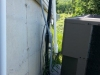 How not to install a condensing unit (5)
